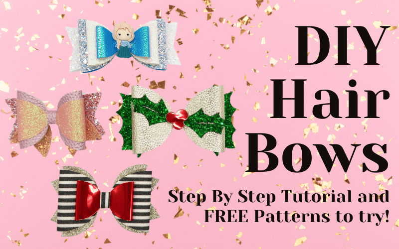DIY Hair Bow Tutorial