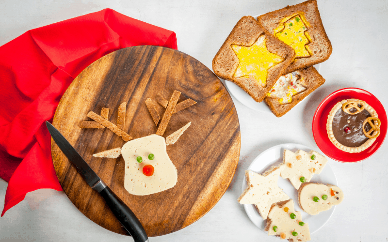 kid friendly christmas finger food